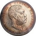 Coins of Hawaii , 1883 $1 Hawaii Dollar MS61 PCGS. CAC....