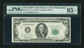 Small Size:Federal Reserve Notes, Fr. 2161-C $100 1950D Federal Reserve Note. PMG Gem Uncirculated 65 EPQ.. ...