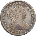 Early Half Dimes, 1796 H10C LIKERTY, V-1, LM-1, R.3, VF20 PCGS....