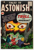Silver Age (1956-1969):Horror, Tales to Astonish #21 (Marvel, 1961) Condition: GD....