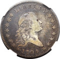Early Half Dollars, 1794 50C O-101a, T-7, High R.3 -- Reverse Scratched -- NGC Details.Fine....
