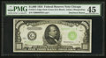 Fr. 2211-G $1,000 1934 Federal Reserve Note. PMG Choice Extremely Fine 45