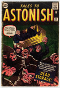 Silver Age (1956-1969):Horror, Tales to Astonish #33 (Marvel, 1962) Condition: VG+....