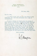 Autographs:Authors, William Somerset Maugham Typed Letter Signed. ...