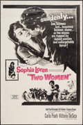 """Movie Posters:Foreign, Two Women (Embassy, 1960). Poster (40"""" X 60""""). Foreign.. ..."""