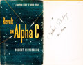 Books:Science Fiction & Fantasy, Robert Silverberg. Revolt on Alpha C. New York: Thomas Y.Crowell Company, [1955]. ...