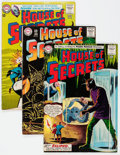 Silver Age (1956-1969):Horror, House of Secrets #63-80 Eclipso Group (DC, 1963-69) Condition:Average VG+.... (Total: 20 Comic Books)
