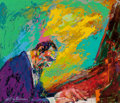 Fine Art - Painting, American:Contemporary   (1950 to present)  , LeRoy Neiman (American, 1921-2012). Vladimir Horowitz, 1968.Oil on board. 22-1/2 x 26 inches (57.2 x 66 cm). Signed and...