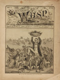 Books:Periodicals, [Illustrated Periodicals]. The Wasp, Vol. 1, No. 34, March24, 1877....