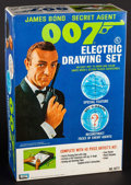 "Movie Posters:James Bond, James Bond Electric Drawing Set (Lakeside Toys, 1966). Drawing Kit in Original Packaging (15.5"" X 10.25"" X 4""). James Bond...."