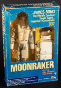 "Movie Posters:James Bond, James Bond Moonraker (Mego Corp., 1979). Deluxe 12.5"" Action Figure in Original Packaging (9"" X 13.5"" X 3""). James Bond.. ..."