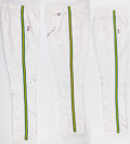 Basketball Collectibles:Uniforms, Boston Celtics Game Worn Warmup Pants Lot of 3 - One Signed by AcieEarl. ...
