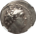 Ancients:Greek, Ancients: SELEUCID KINGDOM. Seleucus IV Philopator (187-175 BC). ARtetradrachm (27mm, 17.06 gm, 12h). ...