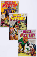 Silver Age (1956-1969):Horror, House of Mystery Group of 14 (DC, 1961-66) Condition: AverageFN.... (Total: 13 Comic Books)