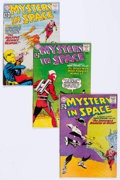 Silver Age (1956-1969):Science Fiction, Mystery in Space Group of 19 (DC, 1954-80) Condition: Average VG/FN.... (Total: 19 Comic Books)