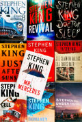 Books:Horror & Supernatural, Stephen King. Group of Ten First Editions. New York: Scribner,[2002 - 2014].... (Total: 10 Items)
