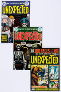 Bronze Age (1970-1979):Horror, Unexpected Group of 15 (DC, 1973-76) Condition: Average FN....(Total: 15 Comic Books)