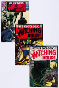 Bronze Age (1970-1979):Horror, The Witching Hour Group of 27 (DC, 1969-73) Condition: AverageFN.... (Total: 27 Comic Books)