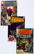 Silver Age (1956-1969):Horror, Chamber of Darkness #1-8 Complete Series Group (Marvel, 1969-72) Condition: Average FN/VF.... (Total: 9 Comic Books)