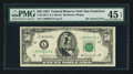 Error Notes:Ink Smears, Fr. 2120-L $50 1981 Federal Reserve Note. PMG Choice Extremely Fine 45 EPQ.. ...
