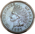 Proof Indian Cents, 1885 1C PR67+ Brown PCGS. CAC....