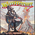 "Movie Posters:Rock and Roll, Molly Hatchet: The Deed is Done (Epic Records, 1984). Album Poster(36"" X 36""). Rock and Roll.. ..."
