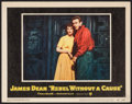 """Movie Posters:Drama, Rebel without a Cause (Warner Brothers, 1955). Lobby Card (11"""" X14""""). Drama.. ..."""