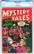 Golden Age (1938-1955):Horror, Mystery Tales #9 (Atlas, 1953) CGC FN 6.0 Off-white pages....