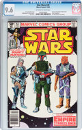 Modern Age (1980-Present):Science Fiction, Star Wars #42 (Marvel, 1980) CGC NM+ 9.6 Off-white to whitepages....
