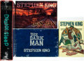Books:Horror & Supernatural, Stephen King. Group of Four Books. Cemetery Dance, [variousdates].... (Total: 4 Items)