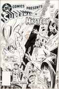Original Comic Art:Covers, Ross Andru and Joe Orlando DC Comics Presents #53 CoverOriginal Art (DC, 1983)....