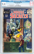 Bronze Age (1970-1979):Horror, House of Secrets #96 (DC, 1972) CGC NM 9.4 White pages....