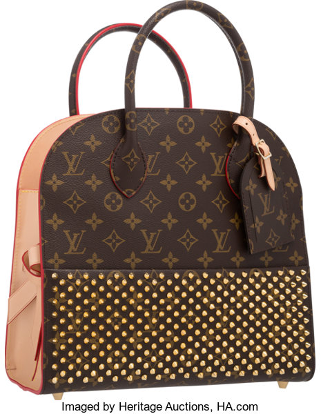 d60959708ac5a ... Luxury Accessories:Bags, Louis Vuitton by Christian Louboutin  Celebrating MonogramCollection Classic Monogram Canvas & ...