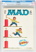 Magazines:Mad, MAD #80 (EC, 1963) CGC NM- 9.2 Off-white to white pages....