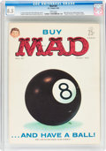 Magazines:Mad, MAD #81 (EC, 1963) CGC VF+ 8.5 White pages....