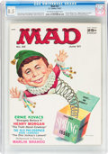 Magazines:Mad, MAD #33 (EC, 1957) CGC VF+ 8.5 Off-white to white pages....