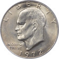 Eisenhower Dollars, 1972 $1 Type Three MS66 PCGS....