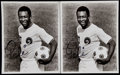 Miscellaneous Collectibles:General, Pele Signed Memorabilia and More....