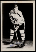 Hockey Collectibles:Photos, Bobby Orr Signed Vintage Photograph....