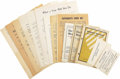 Political:Small Paper (1896-present), Collection of 59 Anti-Suffrage Booklets and Leaflets.... (Total: 59Items)