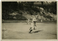 "Autographs:Photos, Circa 1910 Dots Miller Service Photograph. Classic 5x7"" servicephotograph depicting Dots Miller, second baseman for the Pi..."