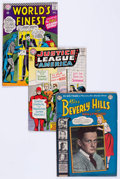 Golden Age (1938-1955):Miscellaneous, DC Golden and Silver Age Comics Group of 30 (DC, 1950-69) Condition: Average VG.... (Total: 30 Comic Books)