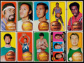 Basketball Cards:Lots, 1970 Topps Basketball Collection (227) With Maravich. ...