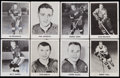 Hockey Cards:Sets, 1965 Coca-Cola Hockey Complete Set (108) With Two Autographs....