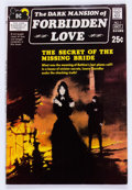 Bronze Age (1970-1979):Romance, Dark Mansion of Forbidden Love #1 (DC, 1971) Condition: VF....