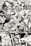 """Original Comic Art:Panel Pages, John Byrne and Terry Austin X-Men #137 """"The Fate ofPhoenix!"""" Story Page 19 Original Art (Marvel, 1980)...."""