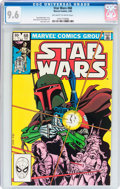 Modern Age (1980-Present):Science Fiction, Star Wars #68 (Marvel, 1983) CGC NM+ 9.6 Off-white to whitepages....