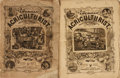 Books:Periodicals, [Illustrated Periodical]. American Agriculturist, for the Farm,Garden & Household. Vol. XXX, Number 1, January, 1...(Total: 2 Items)