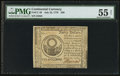 Colonial Notes:Continental Congress Issues, Continental Currency July 22, 1776 $30 PMG About Uncirculated 55Net.. ...