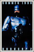 "Movie Posters:Action, RoboCop 2 (Orion, 1990). One Sheets (2) (27"" X 41"") DS Advance& SS Regular Styles. Action.. ... (Total: 2 Items)"